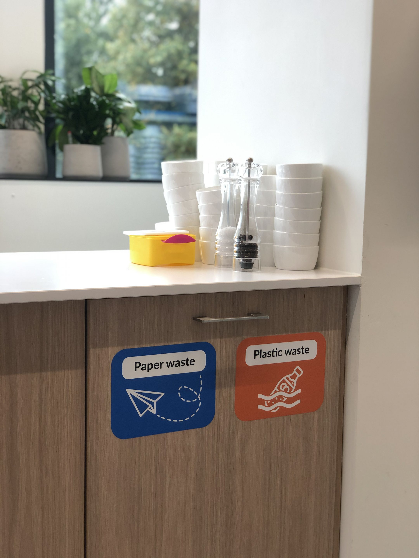 Waste management Zoom offices worldwide