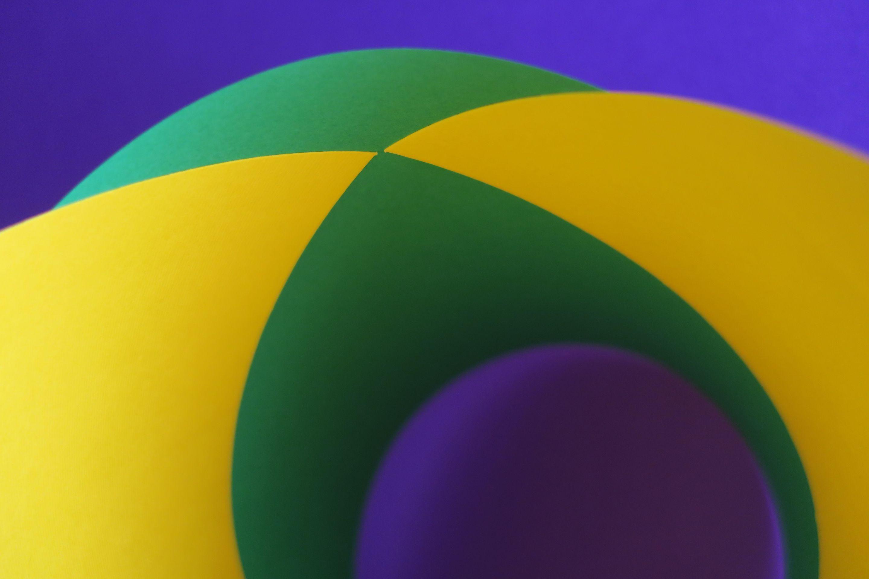 Bewegwijzering en kleurcontrast
