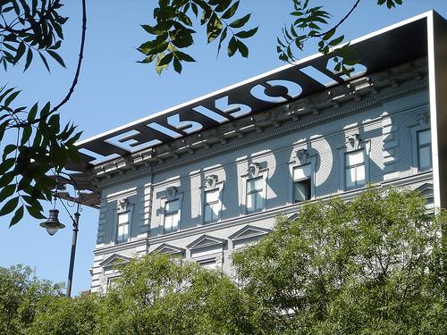 Terror Háza múzeum House of Terror museum