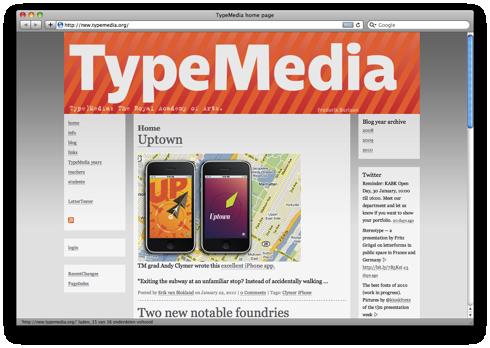 Type Media