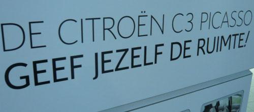 Citroen typeface