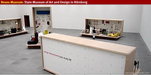Neues Museum: Design Deutschland case study 08