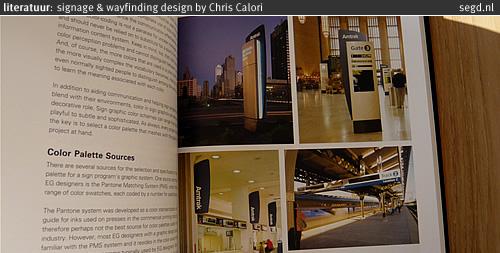 Signage & Wayfinding by Chris Calori