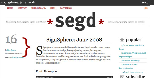 SignSphere June