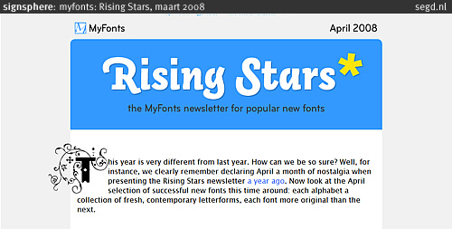 Jos Buivenga risingstar @ myfonts